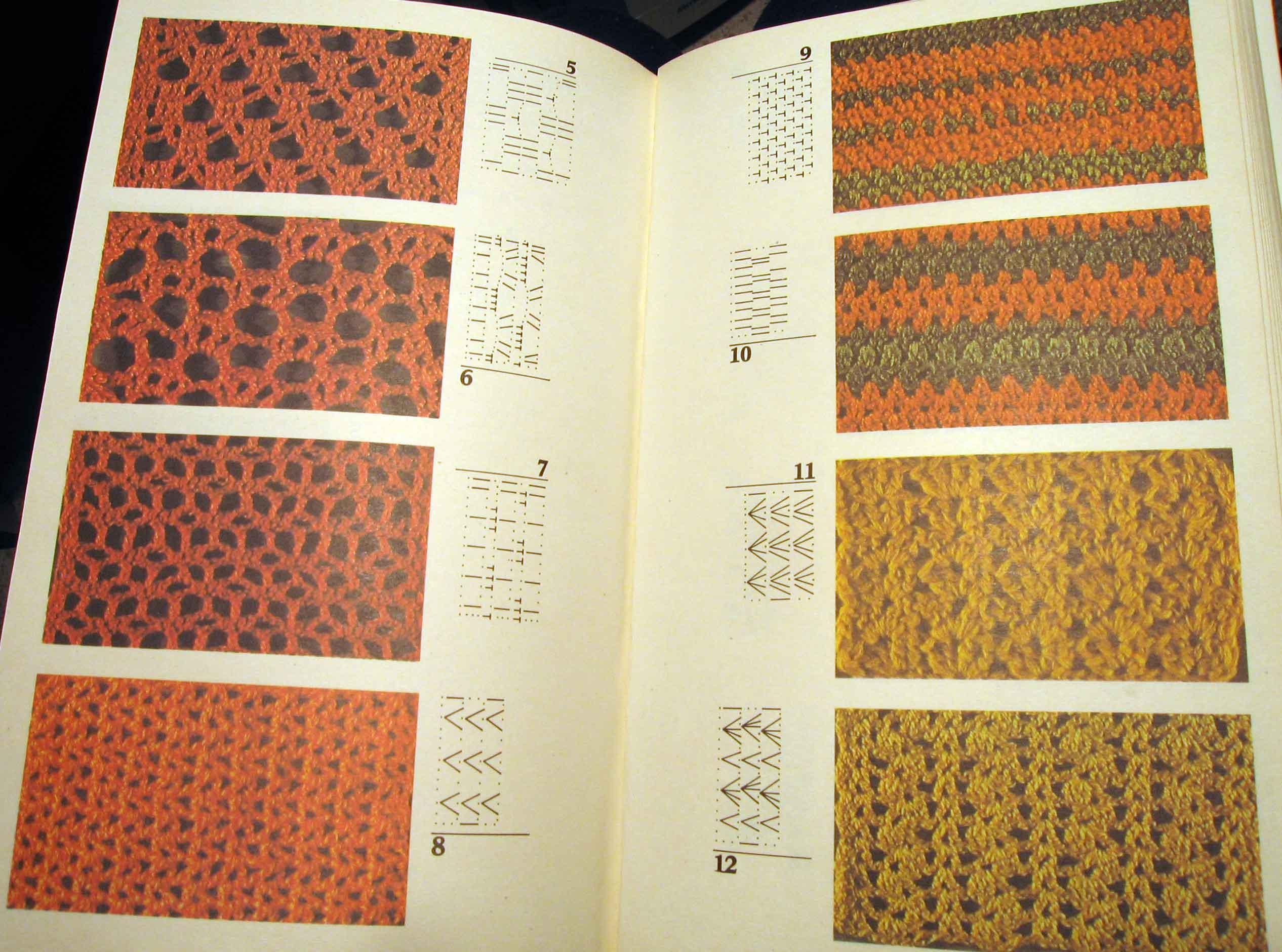 Схемы вязания крючком пинеток скачать бесплатно