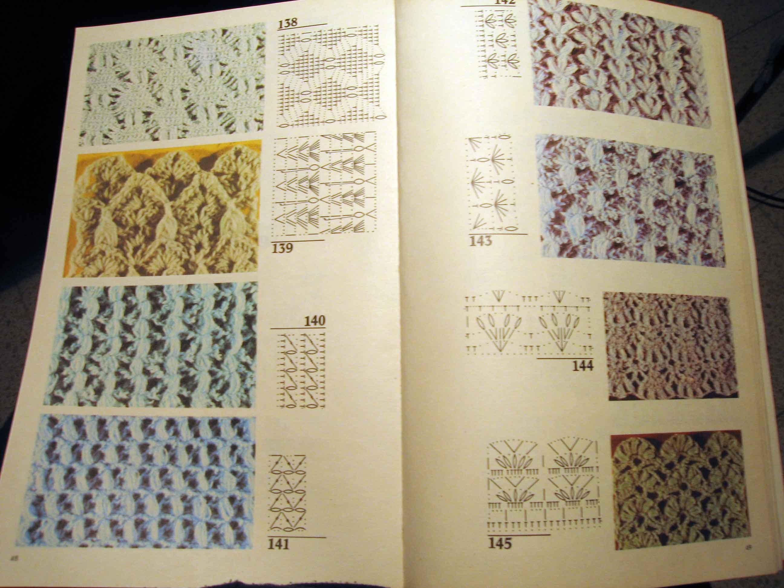 новые схемы вязания спицами бесплатно